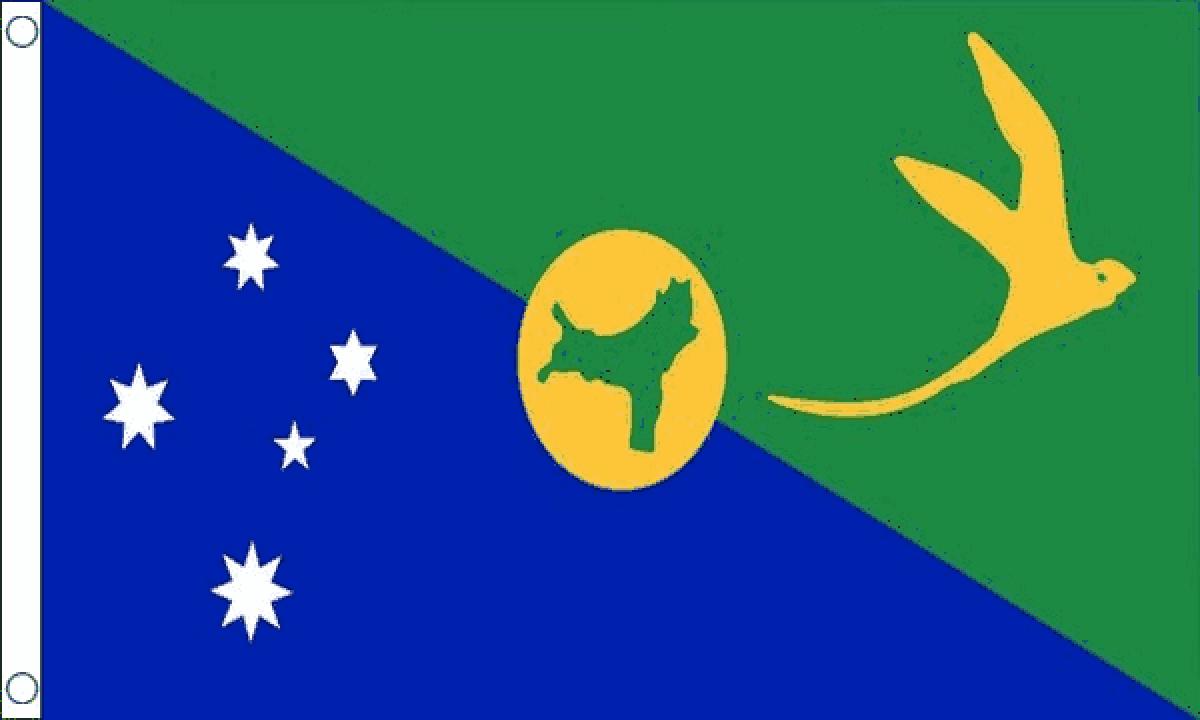 Christmas Island Flag (Medium) – MrFlag