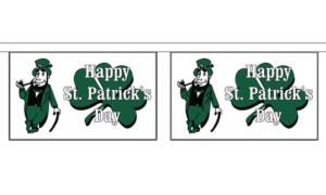 St Patrick Flag