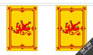 Scotland Lion Rampant Outdoor Quality Flag