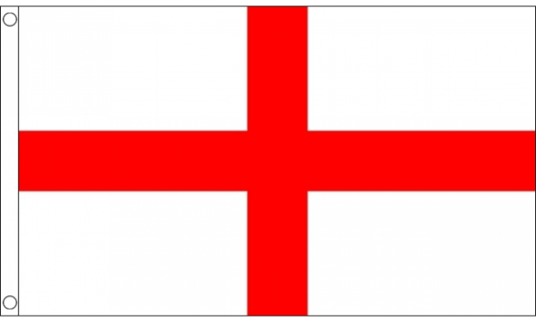 England St George Outdoor Quality Flag