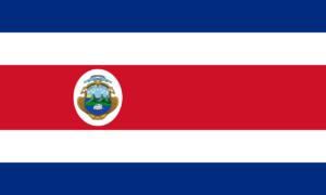 Costa Rica Flag