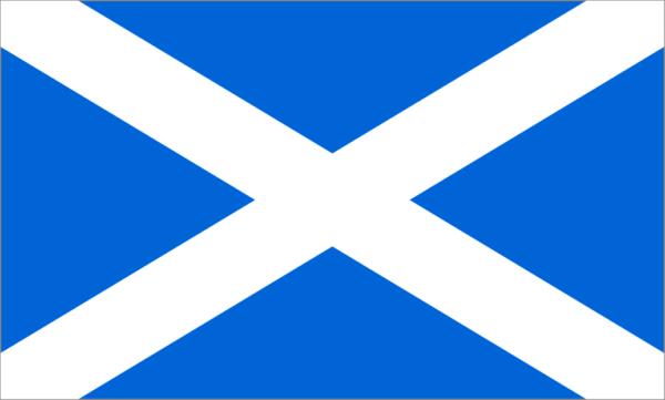 Scotland St Andrew Saltire
