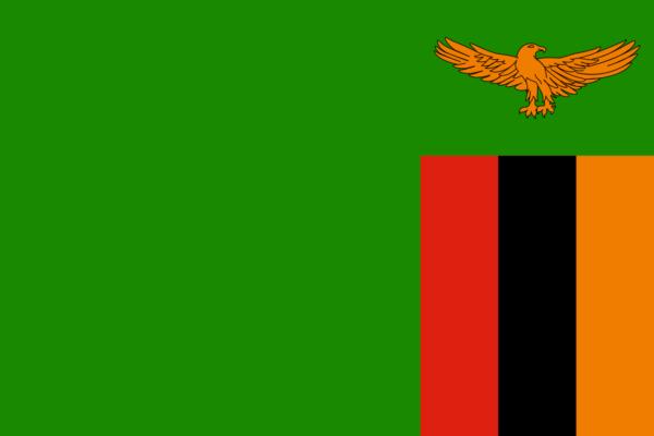 Zambia Flag