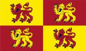 llywelyn ap gruffudd flag