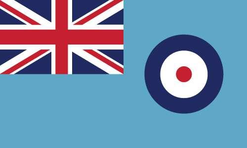 UK RAF Ensign