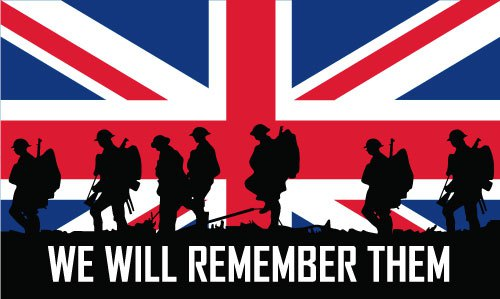 We Will Remember Them Outdoor Quality Flag | MrFlag