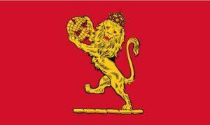 Cunard Line Flag