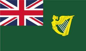 Irish Green Ensign Flag