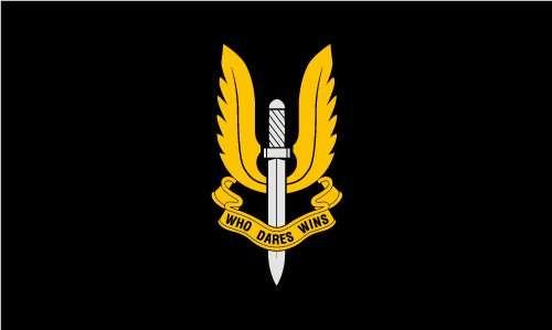 SAS flag