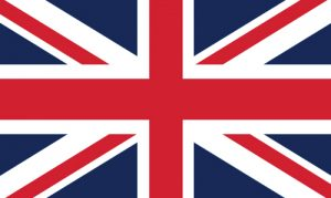 Image of a quality outdoor union jack flag