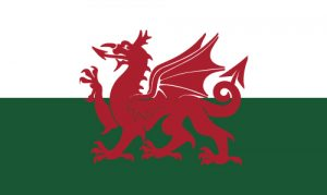 HMPPS Wales Flag