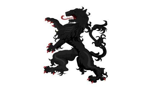 Powys Fadog / Madog ap Gruffudd Maelor Outdoor Quality Flag