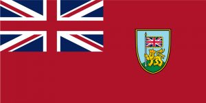 British Ensign Club Members Flag