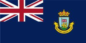 British Ensign Club Ceremonial Flag