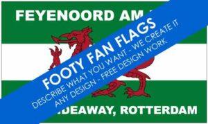Footy Fan Flags