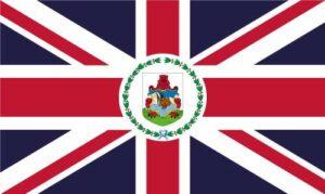 Bermuda Governor Pre-1999 Flag
