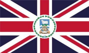 Falklands Governor Flag