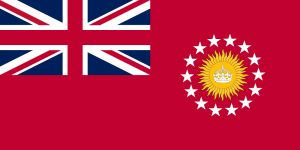 BOTC Outdoor Quality Red Ensign