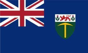 Southern Rhodesia Ensign