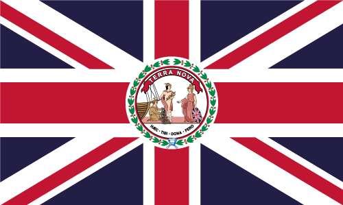 Newfoundland Governor Flag