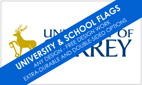 School & University Flags