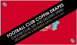 Football Club Coffin