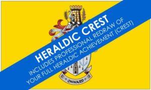 Heraldic Achievement