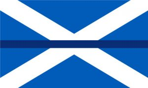 Scotland St Andrew Saltire Outdoor Quality Flag