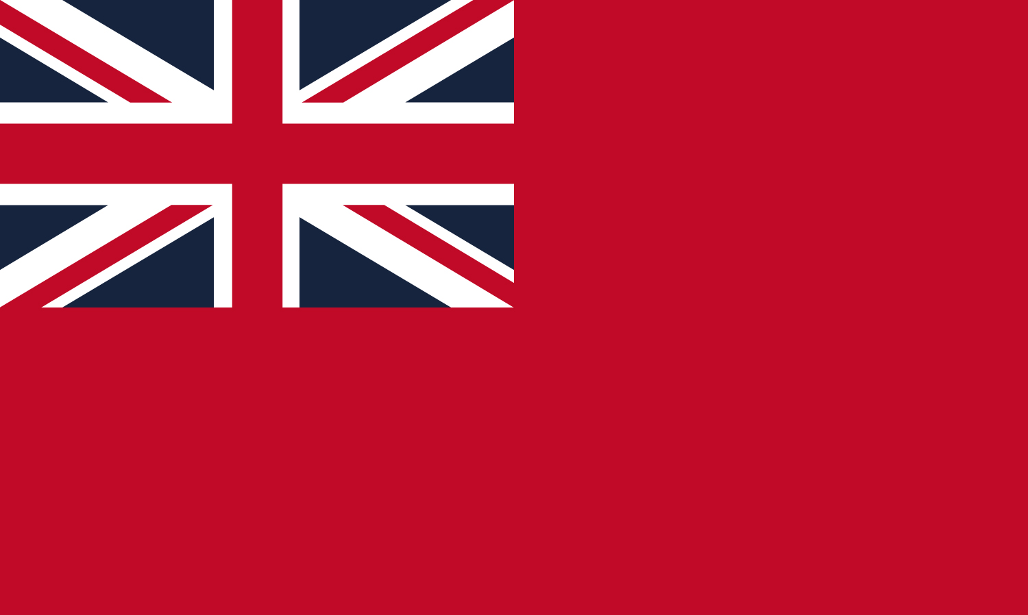 Best quality Red Ensigns for 3 Sept.