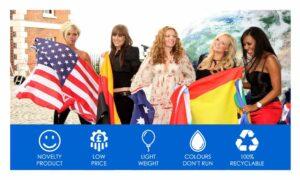 Economy Flags