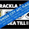 Swansea City AFC Fan Flags