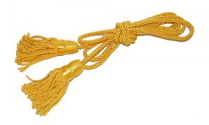 Cord and Tassel