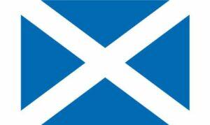Scotland Parade Flag