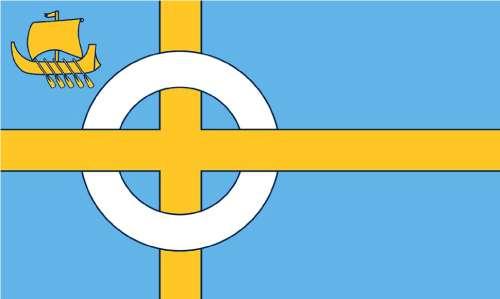 flag of Skye