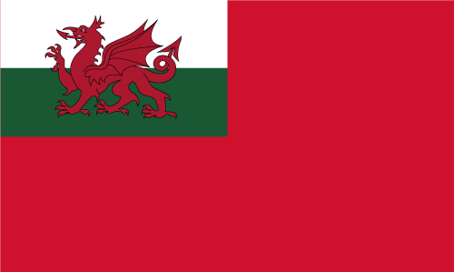 buy best quality wales red ensign for merchant navy day