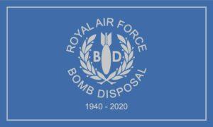 RAF Bomb Disposal Flag