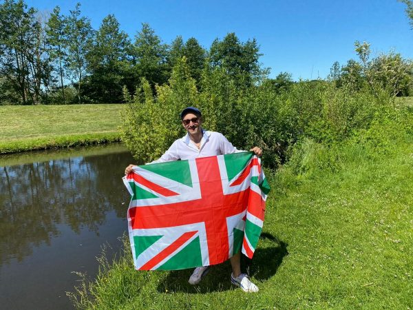 Britalian Outdoor Quality Flag