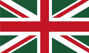 Britalian Flag