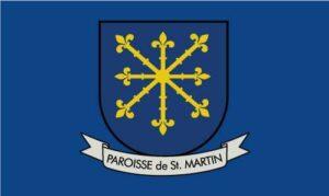 St Martin Parish, Guernsey Flag
